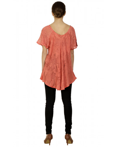 10 Women's Rayon Wholesale Top for Dailywear Casual