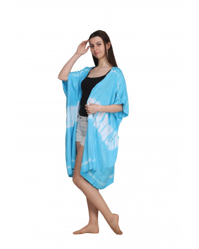 Pack of 05 Beach Cover ups Ponchos for Women