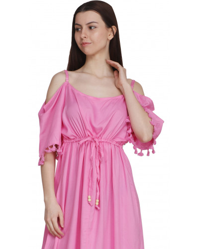 10 Rayon Off-shoulder Wholesale Womens Urban Clothing Dresses