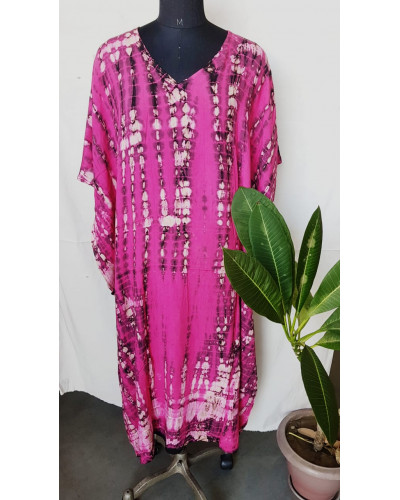 10 Pcs pack of Women Summer Kaftan Maxi Dress