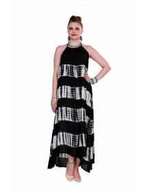 Pack of 10 Long Backless Loose Dress