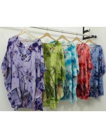 50 casual rayon women ponchos