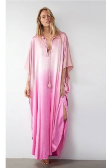 05 Pcs Beachwear Kaftan Maxi Dress