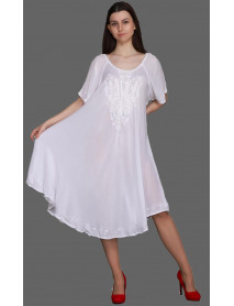 10 White Daytime Dresses for Women