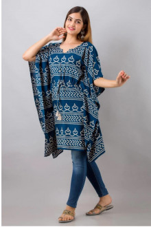 10 Light Weighted Elegant Printed Oversized Poncho
