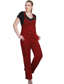 10 Sleeveless Jumper Dress Jumpsuit Dangri Style