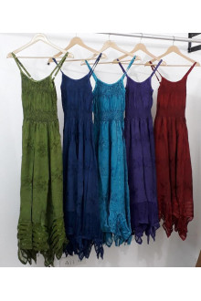 Lot of 02 Corset Style Dress for Girls