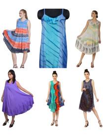 10 Summer Dresses Mix Designs Pack - Multiple designs