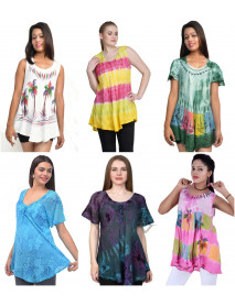20 Quality Wholesale Clothing Women Tops for Resale