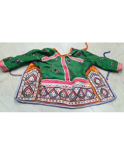 Vintage Women Banjara Mirror Choli Top  Assorted 4 pc