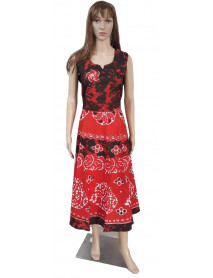 25 Piece Wholesale Pack of Ladies Dresses without Sleeves