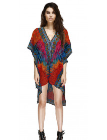 05 Beach Bikini Long Coverup / Kaftan