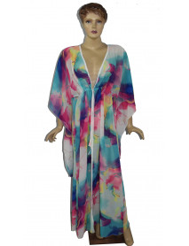 Pack of Women's New Look Sheer Beach Cover Up Kaftans
