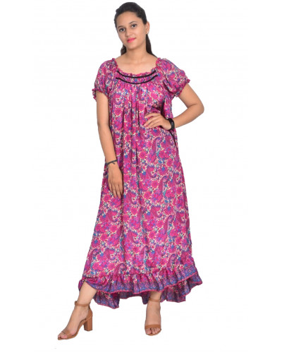 50 Long Maxi Dresses Made in India