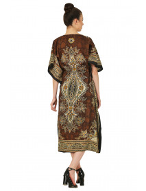 10 Wholesale Urban Clothing Women Long Coverup Dress / Kaftan