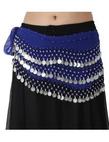 12 Hip scarves for belly dancing