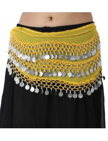 12 Hip scarves for belly dancing