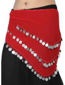 Egyptian Belly dance hip scarfs (Lot of 30)