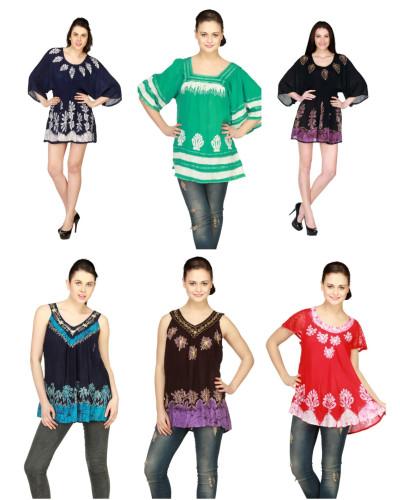 100 Summer Top Batik Designs - 2020 Designs