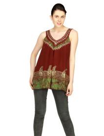 100 Summer Top Batik Designs - New Designs