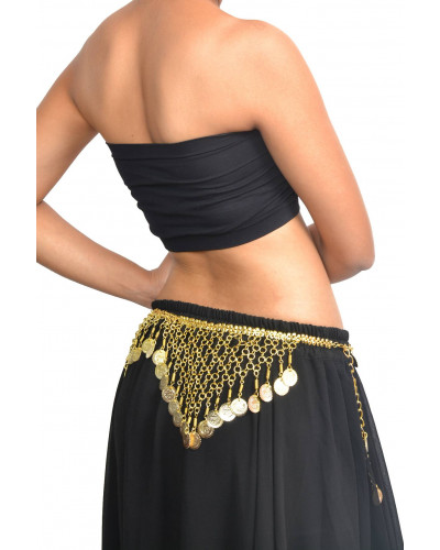 Clearance Lot of 05 Professional Belly Dance Costumes Hip Chains