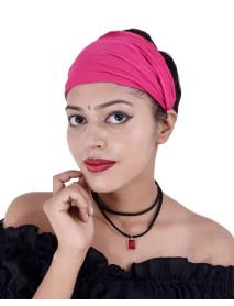 200 Pcs Wholesale Plain Solid Bandana Headband for Sale