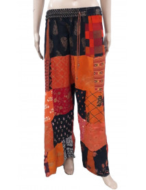 10 Wholesale Women Patch Harem Pants