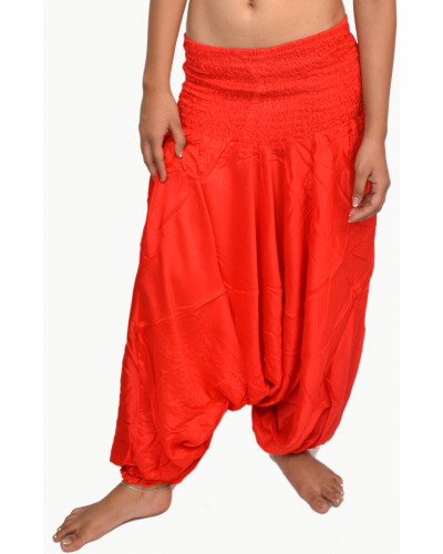 US Only Sale - Pack of 03 Red Color Casual Pants for Women