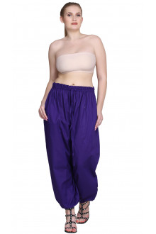 10 Women Cotton Plus Size Yoga Pants with Pockets