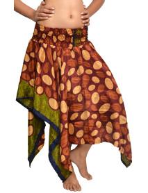 05 European style Rumal Skirt