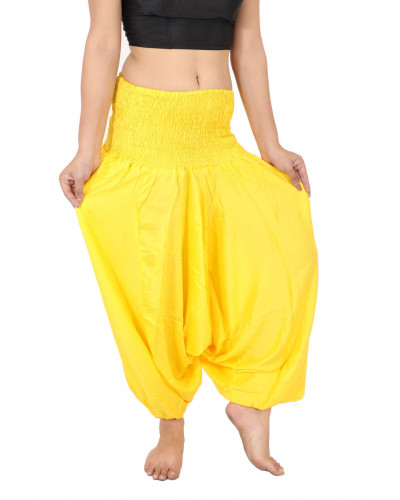 05 Convertible Multiwear Harem Pants
