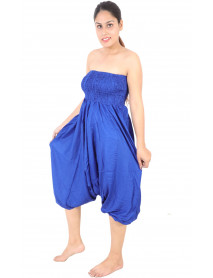 05 Harem Pants 2-in-1 Convertible Jumpsuit