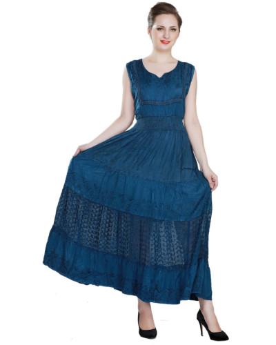 05 Long Flowy Evening Dresses