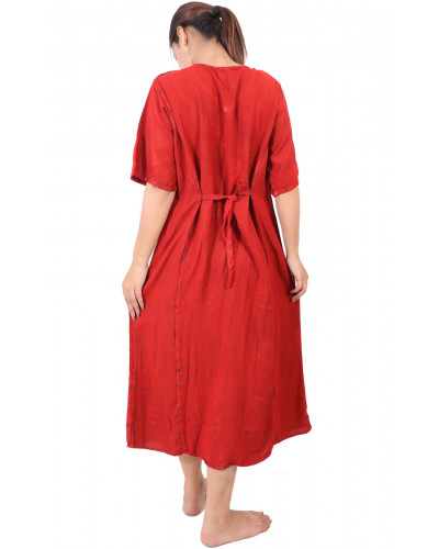 05 Trendy Wholesale Clothing Women Dresses with Sleeves