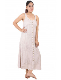 05  Womens Stone Washed Sleeveless Dresses