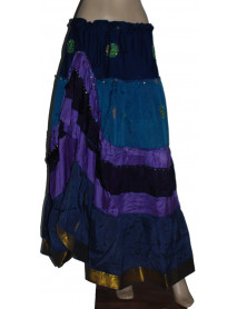 10 Designer Indian tribal skirt