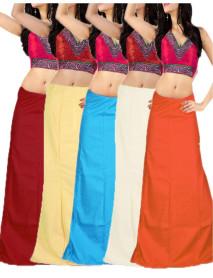 10 Indian Cotton petticoat for Saree