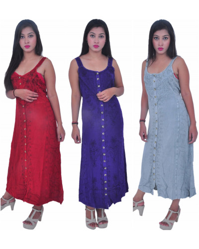 50 Mix Designs Renaissance Long Maxi Summer Dresses