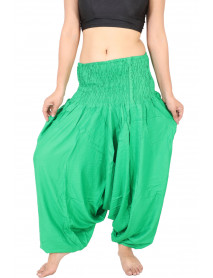 10 Women summer plain harem pants