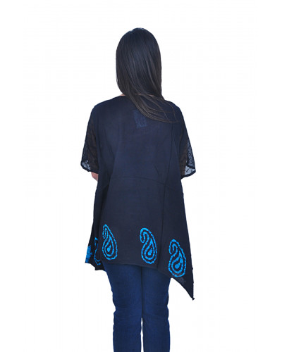 100 Holiday Trendy Women Poncho Tops