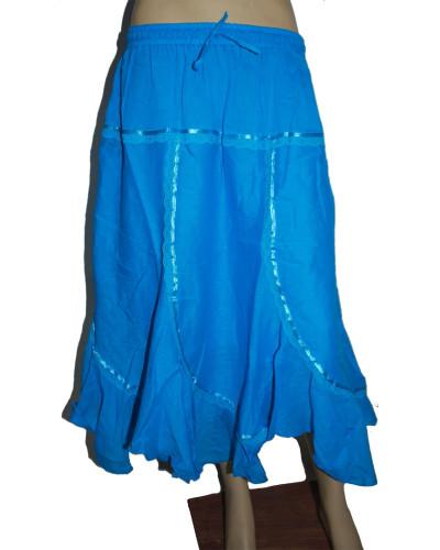 100 Latest Stylish Flounce Skirt For Women