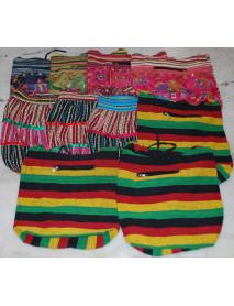 100 Maxican Womens Handmade Purse Bag