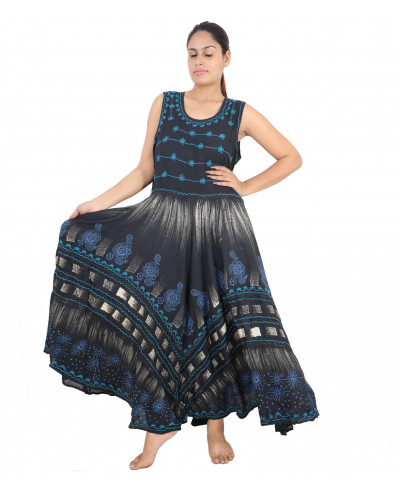 100 Plus Size Floor Length Summer Dresses