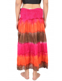 100 Tie Dye Designer Indian Umbrella skirts