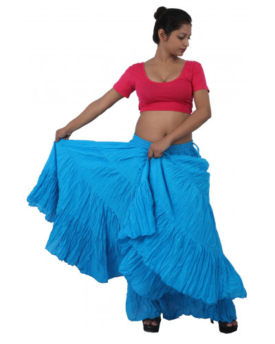 12 yard professional tribal dance skirts