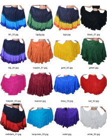 12 yard skirts Wholesale 10 pcs