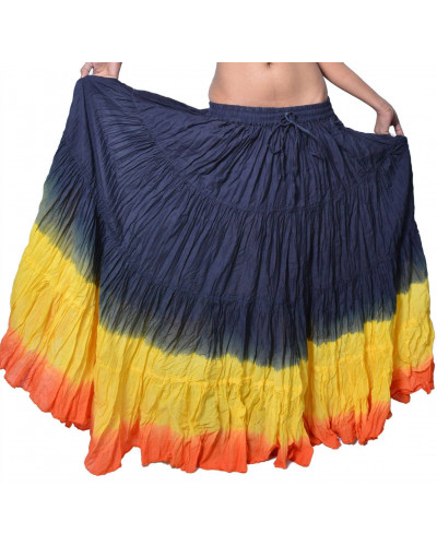 12 yard skirts with variation