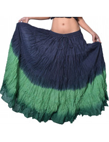 12 Yard Tribal Belly Dance Wear Skirt