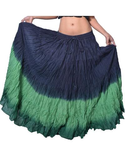 12 Yard Tribal Belly Dance Wear Skirt