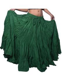 12 yard tribal jaipur skirt